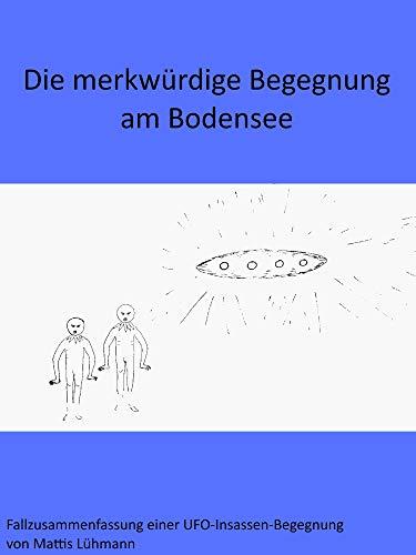 Die merkwürdige Begegnung am Bodensee (Fallzusammenfassung einer UFO-Insassen-Begegnung)