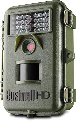Bushnell Natureview CAM Essential HD - Auriculares de Caza, Color Verde
