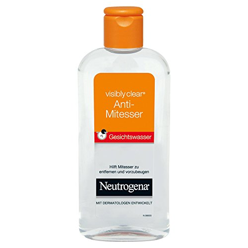 Neutrogena Visibly Clear Anti-Mitesser Gesichtswasser, 200 ml