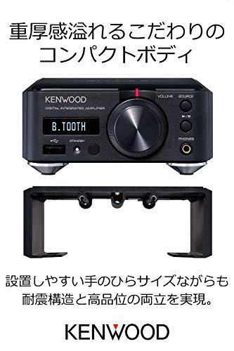 ケンウッド(KENWOOD)KシリーズKA-NA9コンパクトコンポBluetooth/NFC/ハイレゾ音源対応/K2テクノロジー搭載