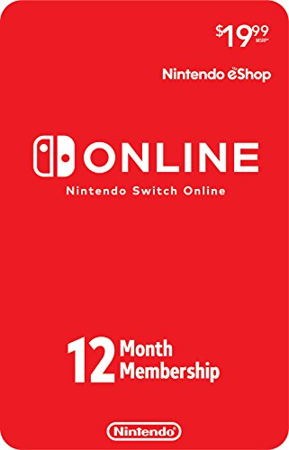 how to sign up for nintendo switch online Nintendo Switch Online 12-Month Individual Membership [Digital Code]