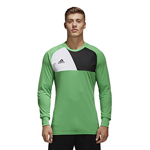 adidasAssita 17 -Camiseta de fútbol paraportero - S1706GHTM003, Energy Green Blue
