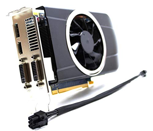 ATI Radeon HD 5770 - Tarjeta PCI-E de 1 GB para Apple Mac Pro 1.1-5.1