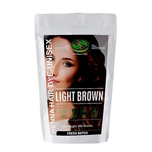 1 confezione di tinta / colore per capelli e barba marrone...
