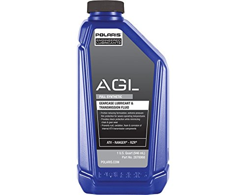 Polaris AGL Automatic Gearcase Lubricant and Transmission Fluid, 1 Qt.