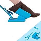 Harrystore, kit infila e togli calze flessibile -Dispositivo di ausilio per le calze flessibile di alta qualità per disabili con calzascarpe | Non causa dolore, non si piega