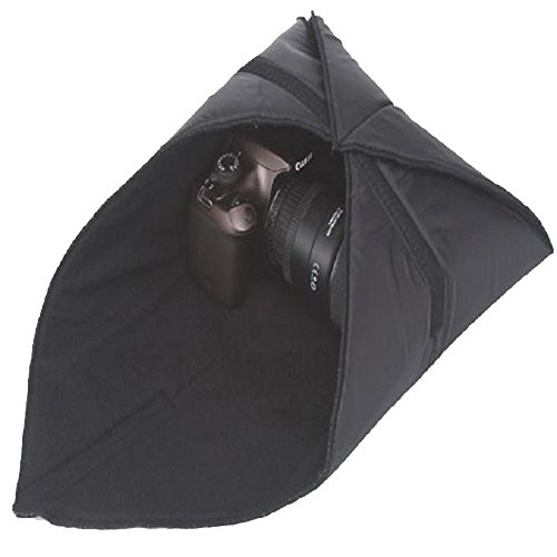 "G-raphy Soft 19"" x 18"" Messenger Waterproof Protective Camera Lens Cover Wrap for DSLR SLR Camera Lens"