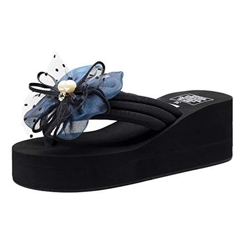 tongs Sandales plates tongs chausson chaussette reef aqualung mule confort chaussons sabot 32 plastique enfant chausson fille sabot(bleu,37)