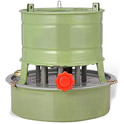 Fikujap Horno de Keroseno Calentadores de Estufa a Prueba de Viento Picnic Quemador de Picnic Estufa de Cocina Suministros al Aire Libre para cocinar freír al estofado guisado, sin Gas o Electricidad