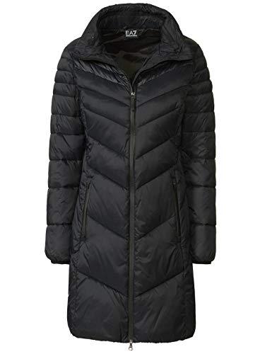 Emporio Armani EA7 Jacke schwarz Gr. M, Schwarz