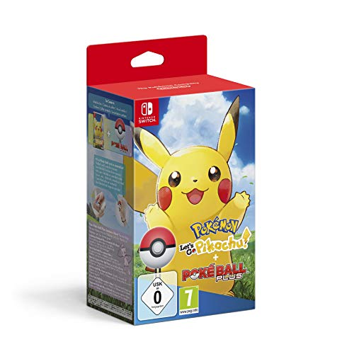 Pokemon Let's Go + Poke Ball Plus
