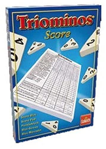 Goliath - 328025 - Triominos Scoreblock - 60611