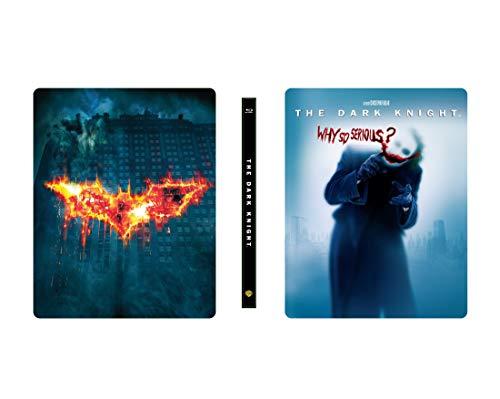 Steelbook Batman Il cavaliere Oscuro - Il ritorno DVD Raro