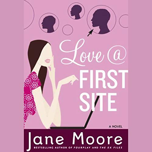 Love @ First Site audiobook cover art