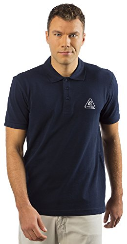 Cressi Sub S.p.A. Polo Man Homme, Bleu, S-44/46