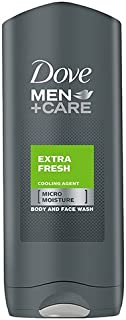 Dove Men + Care Body and Face Wash, Extra Fresh, 250ml