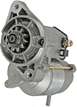 NEW 12V 11T STARTER MOTOR FITS LISTER-PETTERS TRACTORS ALPHA SERIES 2CYL ENG 75721700