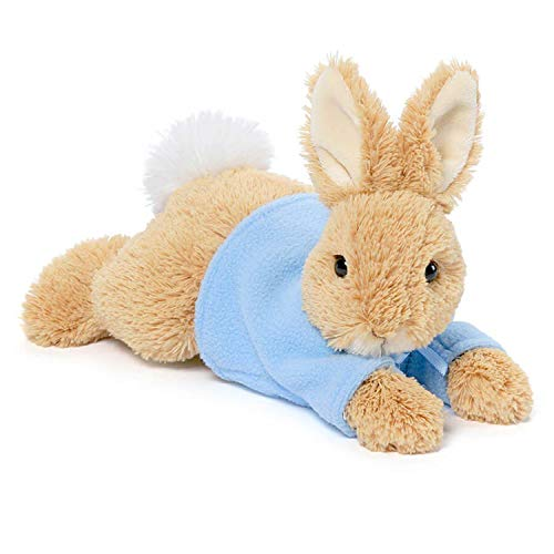 GUND tamao Mediano Tumbado Peter Rabbit Plush Toy