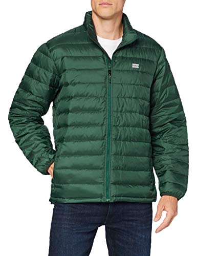 Levi's Presidio Packable Jacket Chaqueta, Python Green, S para Hombre
