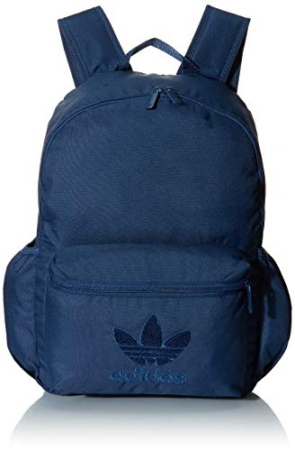 adidas Cl BP Prem Logo Mochilla Classic, Unisex Adulto, Azul (Night Marine), NS
