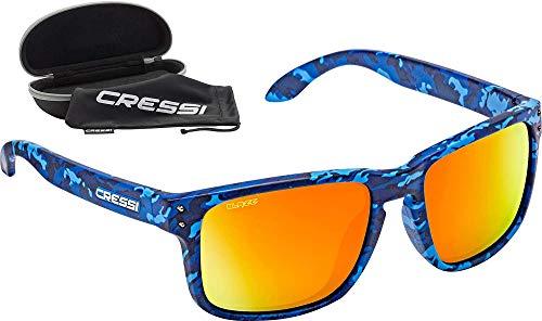 Cressi Blaze Sunglasses Gafas de Sol HTC polarizadas y...