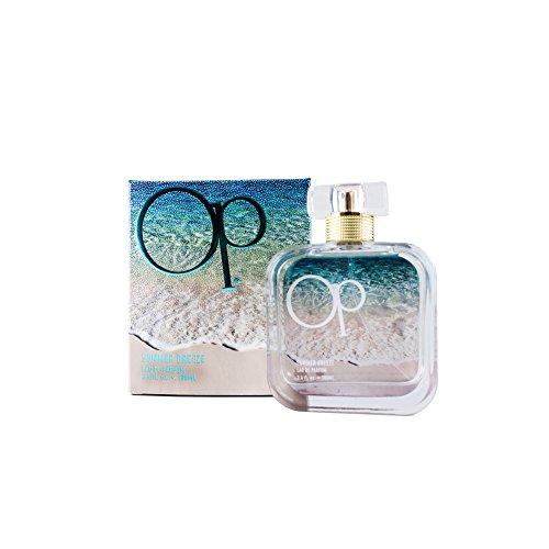 Ocean Pacific Summer Breeze Eau De Parfum for Women, 3.4 Ounce