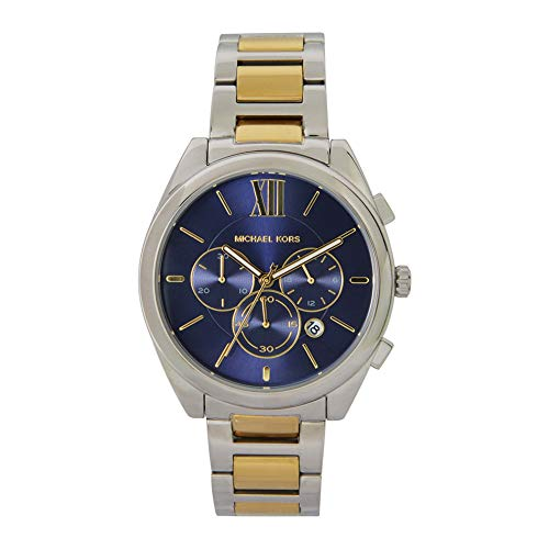 Michael Kors - Reloj de Cuarzo de Acero Inoxidable para Mujer MK7109