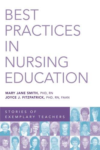 41Y9YVyvOsL - Best Practices in Nursing Education: Stories of Exemplary Teachers