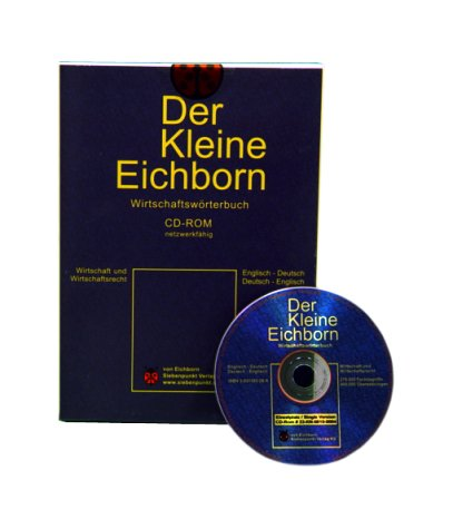 Der kleine Eichborn. Wirtschaft und Wirtschaftsrecht: Wirtschaftswörterbuch. Einzel-Lizenz