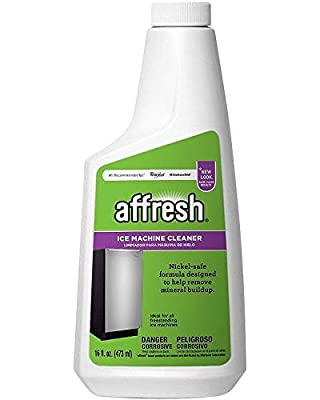 Global Products Ice Machine Cleaner Compatible with Whirlpool 4396808