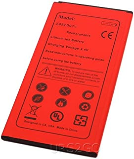 See Picture High Capacity 1100mAh 3.7V Extra Standard Replacement Battery for Alcatel Big Easy A383G Tracfone Cellphone with Additional Valueable Accessory