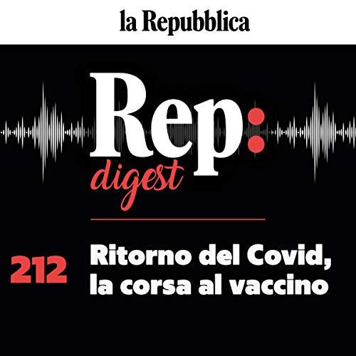 Couverture de Ritorno del Covid, la corsa al vaccino