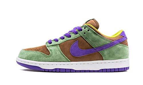 Nike Dunk Low SP Da1469-200 - Esmalte, Verde (verde), 44 EU
