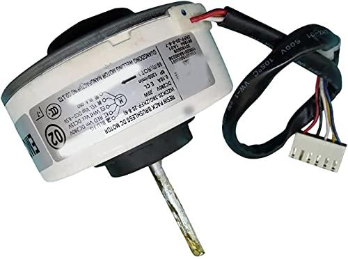 LODCC Motore del Ventilatore dell'Aria condizionata per Media 20W WZDK20-38G (ZKFP-20-8-6) Parti del condizionatore d'Aria del Motore CC Senza spazzole (Dimensioni: 20W) Semplice (Size : 20W)
