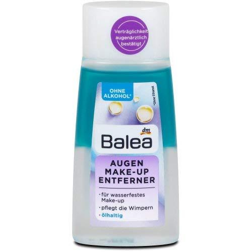 Balea Augen Make-up Entferner von Balea, 6er Pack (6 x 100 g)