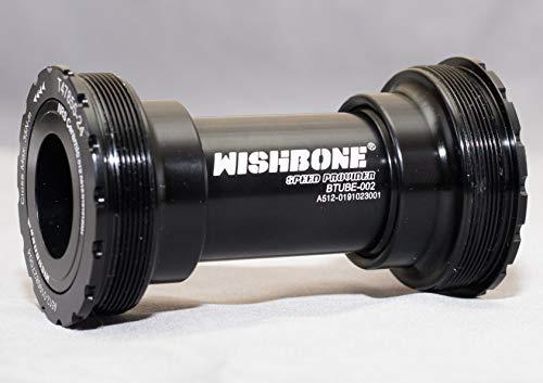 WISHBONE ウィッシュボーン T47855-24 シマノホローテック2&スラムGXPクランク用