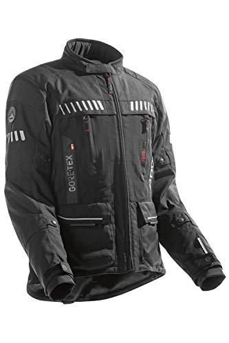 Dane IKAST GORE-TEX Motorradjacke Farbe schwarz, Größe 56