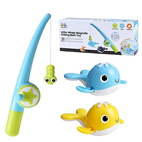 お風呂おもちゃ キッズ 釣りゲーム キッズ 子供 釣りゲーム 動物のおもちゃ 知育玩具 ベビーバスタブおもちゃ プール ビーチおもちゃ かわいい フローティング 釣り竿+魚2
