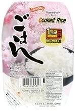 Shirakiku Cooked Rice, 7.05 Oz (200 G) Units (Pack of 20)