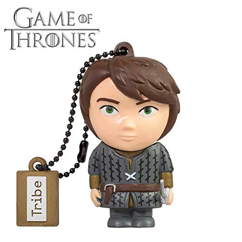 Clé USB 16 Go Arya - Mémoire Flash Drive Originale 2.0 Game of Thrones, Tribe FD032506