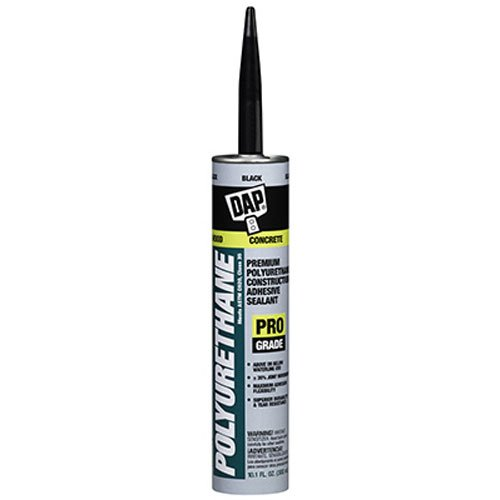 Dap 18816 Polyurethane Construction Adhesive and Sealant, 10.1 oz