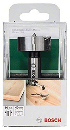 Bosch 2609255291 90mm Forstner Drill Bit with Diameter 40mm
