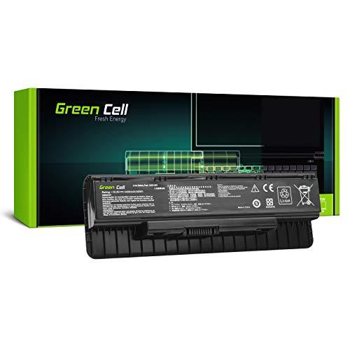Green Cell® Standard Serie A32N1405 Laptop Akku für ASUS G551 G551J G551JM G551JW G771 G771J G771JM G771JW N551 N551J N551JM N551JW N551JX ROG G551 G771 (6 Zellen 4400mAh 10.8V Schwarz)