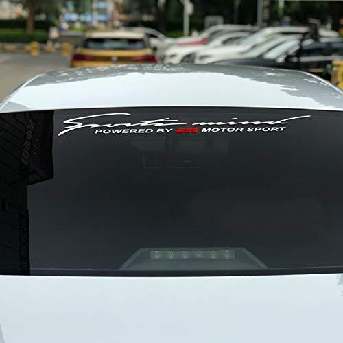 HLLebw Auto Pegatinas de Calcomanías para BMW E39