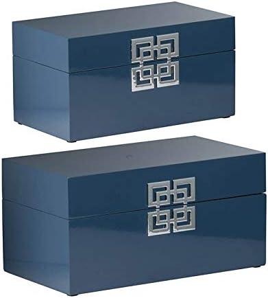 Decorative Jewelry セール価格 Boxes Organize Modern of 40%OFFの激安セール Style 2 Set Oriental