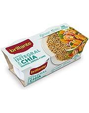 Brillante Arroz Integral Con Chia, Quinoa, Espelta Y Lino