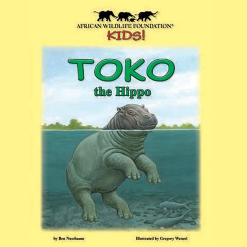 Toko the Hippo audiobook cover art