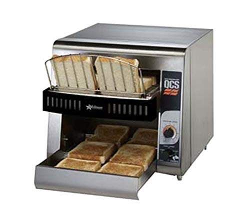 Star Mfg. Compact Conveyor Bread Toaster w/ 1-1/2