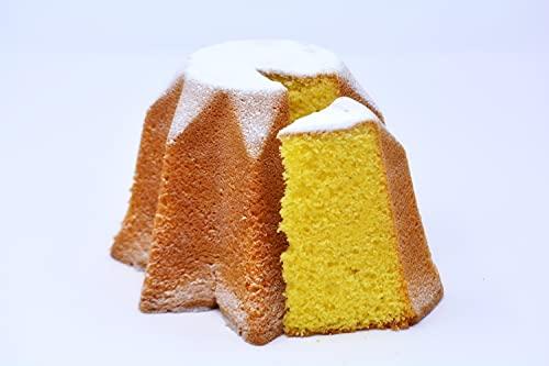Belli freschi - Torta Di Natale Classico Senza Glutine E Senza Lattosio - 400 g