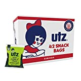 REAL POTATOES: The Utz Sour cream & Onion Potato chips are made from fresh potatoes and are cooked in 100% cottonseed oil until they are perfectly crispy. The crunch is topped off with just the right amount of sour cream & Onion flavor to make this y...